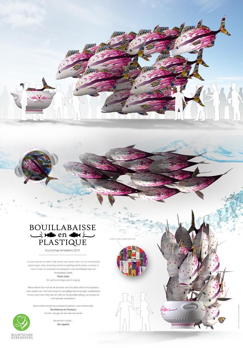 Bouillabaisse en plastique