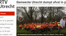 Gemeente Utrecht afval