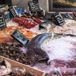 Consumptie fish markets