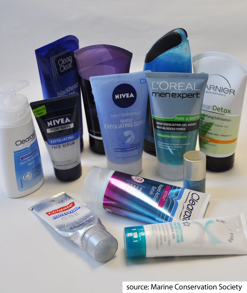 ... uitfasering microbeads in cosmetica - Plastic Soup Foundation