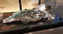 Plastiglomeraat in Museon