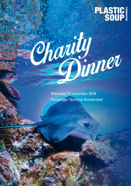 Charity Dinner 2016 - Plastic Soup Foundation