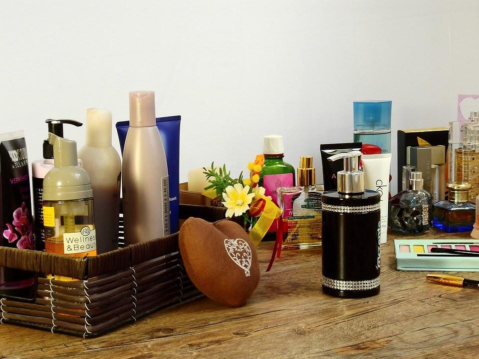 cosmetics industry