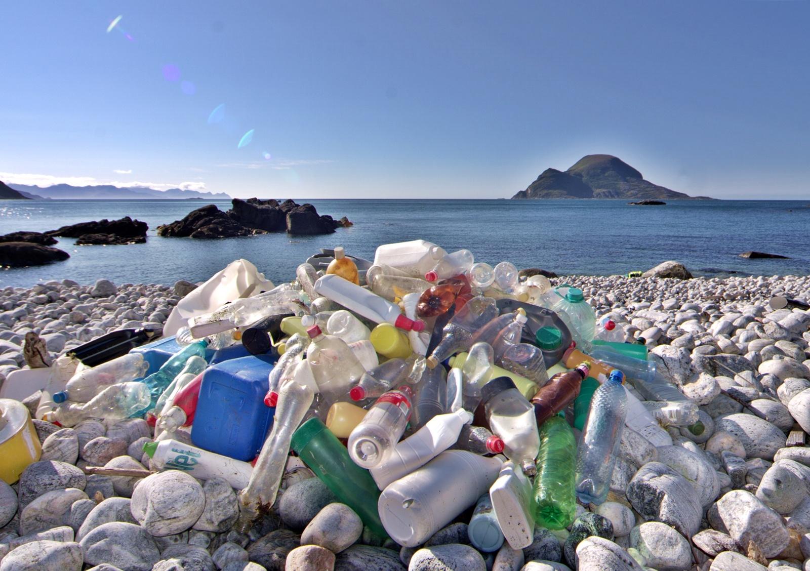 Bo Eide - Pile of rubbish