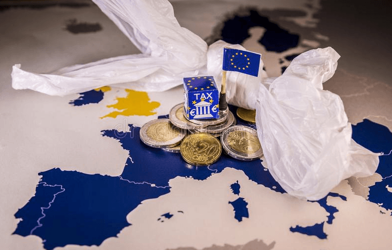 EU plastic tax comes in 2021