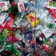 recycling of reductie van plastic