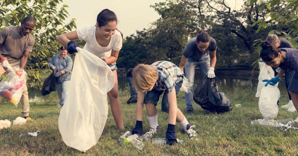 We waren ook de eerste met een onderwijspakket over de plasticsoep en het wordt al op meer dan 2000 basisscholen gebruikt.