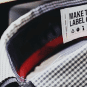 make the label count